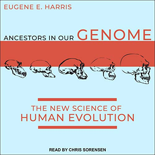 Ancestors in Our Genome cover art