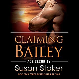 Claiming Bailey audiobook cover art