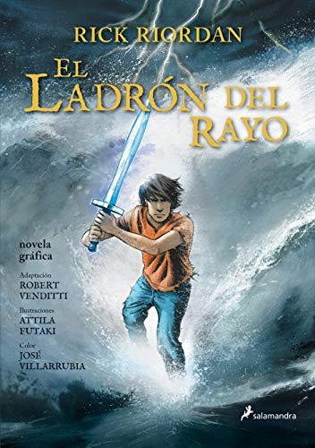 El ladrón del rayo (Percy Jackson y los dioses del Olimpo 1): Percy Jackson y los Dioses del Olimpo I