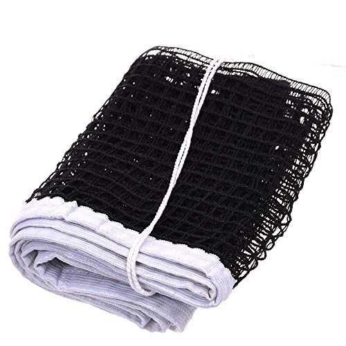 Eeejumpe Black Color Table Tennis Replacement Net