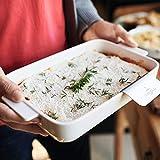 Villeroy und Boch Pasta Passion Lasagne-Form für 4 bis 6 Personen, Premium Porzellan, Weiß - 3