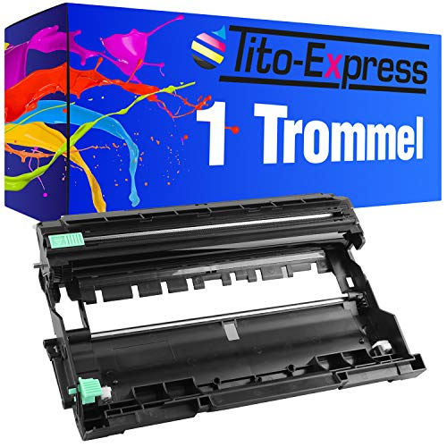 Tito-Express PlatinumSerie 1x Trommel-Einheit für Brother DR-2400 HL-L2310D L2375DW L2370DN MFC-L2710DN L2710DW L2712DN L2712DW L2730DW L2732DW L2750DW L2510D L2512D L2550DN