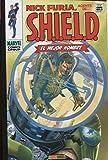 Nick Furia, agente de Shield 1. El mejor hombre (MARVEL OMNIBUS)