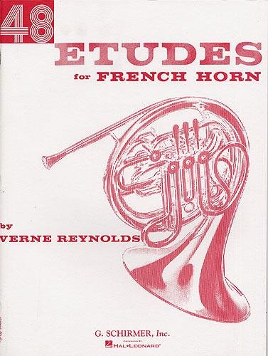 48 Etudes for French Horn (Reynolds French Horn)