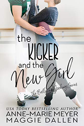 Book Cover for The Kicker and the New Girl