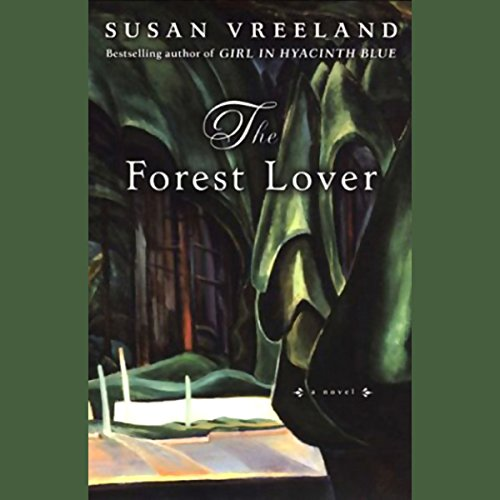 The Forest Lover  audiobook cover art