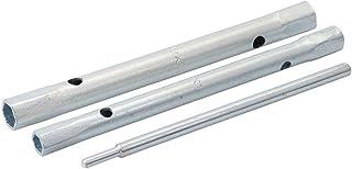Silverline 719819 - Llave de tubo para contratuerca de monobloque 9/11 & 12/13 mm