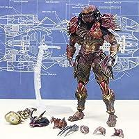 YIHEMAOYIスパイダーマン有毒な致命的な保護者手作りモデル可動人形おもちゃ子供のおもちゃギフト塗装可動人形最新映画アベンジャーズインフィニティウォー