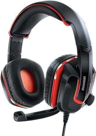 Dreamgear Dgsw-6510 Headphone Gamer Grx-440 De Alta Performance Com Microfone E Controle De Volume Para Nintendo Switch E Switch Lite, Dreamgear, Preto E Vermelho - Android