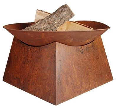 Esschert Design Rust Fire Bowl from Esschert Design USA, LLC