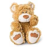 NICI 46508 Peluche de 35 cm I Oso Café Dorado Tradicional I Juguete Suave Esponjoso, niños y bebés I Animal Relleno para Jugar, coleccionar y acurrucarse, Color marrón