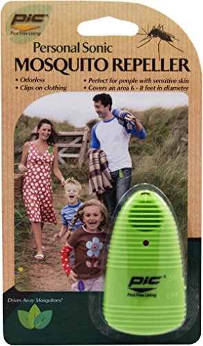 Personal Sonic Mosquito Repellent (Set of 3)Amount: 1 Pack
