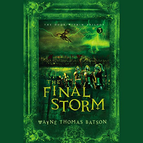 The Final Storm audiobook cover art