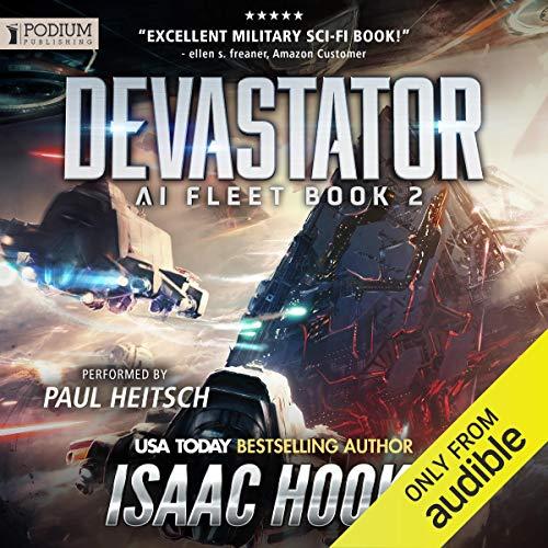Devastator  By  cover art