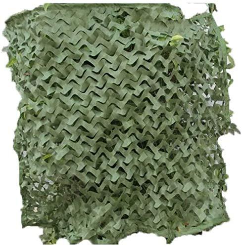 HPJDJXB Toldos Malla Resistente a los Rayos UV De Camuflaje De Sombrilla para Decoración De Camping De Jardín De Balcón   Red De Camuflaje Militar para Caza Y Tiro. (Size : 5x5m(16.4 * 16.4ft))
