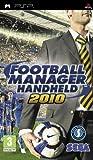 SEGA Football Manager Handheld 2010, PSP - Juego (PSP)