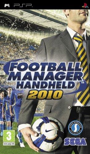 SEGA Football Manager Handheld 2010, PSP
