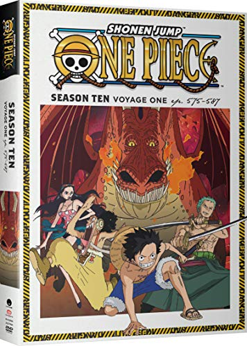 One Piece: Season Ten - Voyage One