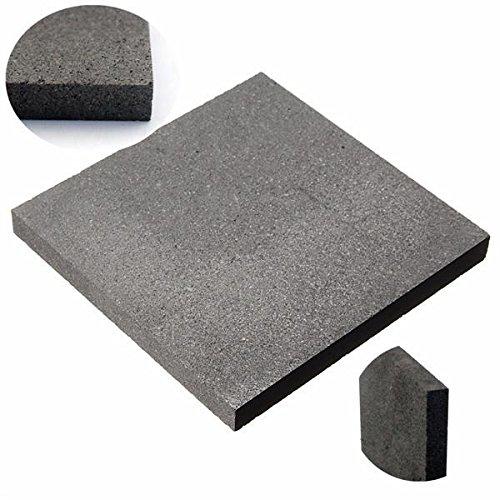 cococina 100x 100x 10mm Hohe Reinheit graphit Tabelle graphit Teller