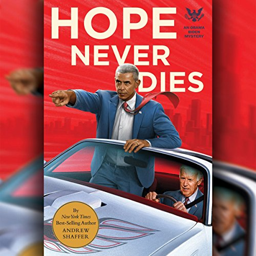 Hope Never Dies audiobook cover art