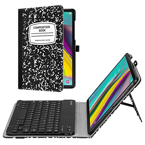 Funda Con Teclado Samsung Galaxy Tab A 10.1  marca Fintie