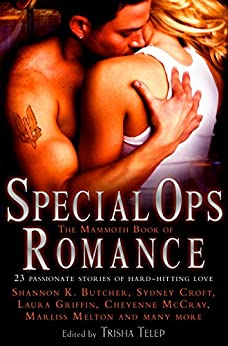 The Mammoth Book of Special Ops Romance (Mammoth Books) by [Trisha Telep]