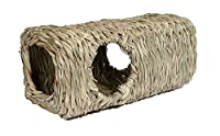 Large play and sleep tunnel for guinea pigs, chinchillas, rats and degus 33cm long and 15cm square with holes for scurrying on and out of Made from only 100% natural materials. With no glue or metal Fun and safe to nibble on Join two or more together...