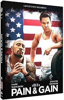 Pain & Gain - Mediabook - Cover B - Limited Edition auf 333 Stück (+ DVD) [Alemania] [Blu-ray]
