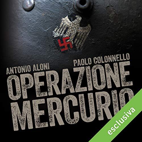 Operazione Mercurio audiobook cover art