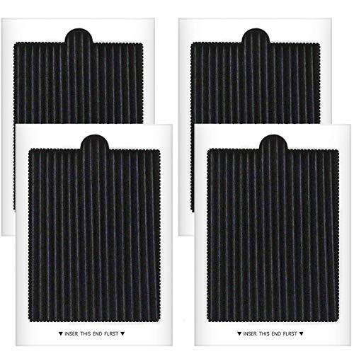 Ersatz-Kühlschrank-Luftfilter kompatibel mit Frigidaire Paul / SCPUREAIR2PK / Electrolux EAFCBF (4 Stück)