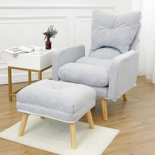 Equipo para el hogar Silla reclinable de tela Cama plegable convertible Sofá...