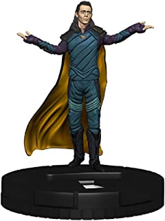 Heroclix Thor Ragnarok #007 Loki complete with Card