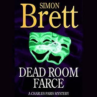 Dead Room Farce audiobook cover art