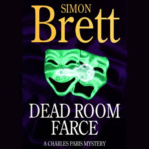 Dead Room Farce audiobook cover art