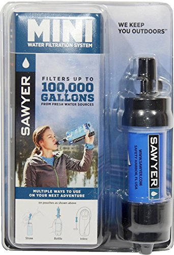 SAWYER PRODUCTS Mini-Wasserfiltersystem