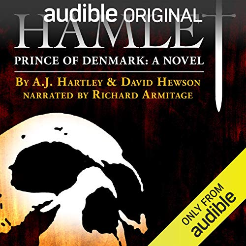 『Hamlet, Prince of Denmark: A Novel』のカバーアート