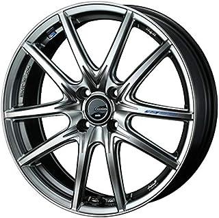 【適合車種:ホンダ フィット(GE系 RS)2007~ サマータイヤセット】 YOKOHAMA ADVAN dB V552 175/65R15 夏用タイヤとホイールの4本セット アルミホイール:WEDS レオニス NAVIA 01 NEXT_ハ...