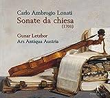 C.A.Lonati: Sonate Da Chiesa / Letzbor