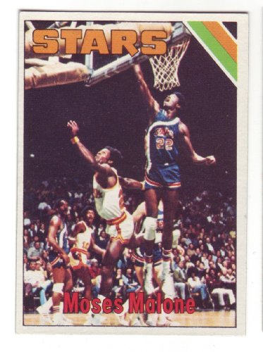 1975-76 Topps Basketball Complete Set 330 Cards Moses Malone Rookie, Hall of Famers Bill Walton, George Gervin, Julius Erving, Kareem Abdul Jabbar, and Many More