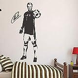 wandaufkleber 3d Wandaufkleber Schlafzimmer Manuel Neuer