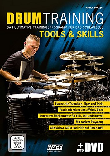 test Drum Teaching Tools and Skills with Data DVD – Ultimate Drum Teaching Program Deutschland