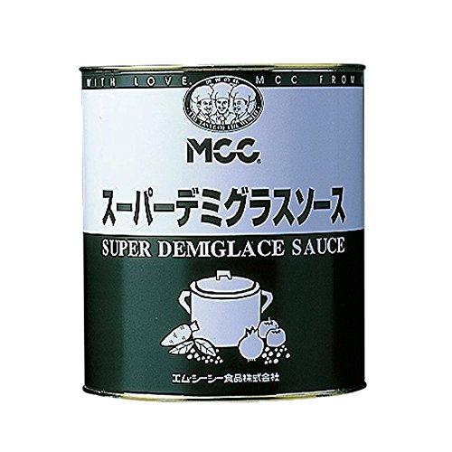 【常温】 エム・シーシー食品 スーパーデミグラスソース 1号缶 3kg 業務用 ソース