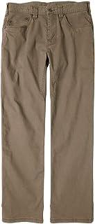 "prAna Men's Standard Bronson Pant 32"" Inseam, Mud, 42W 30L"