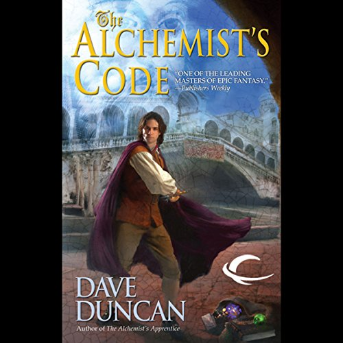The Alchemist's Code audiobook cover art