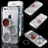 Lipstick Clear Polycarbonate Protective Case for Iphone 5SE
