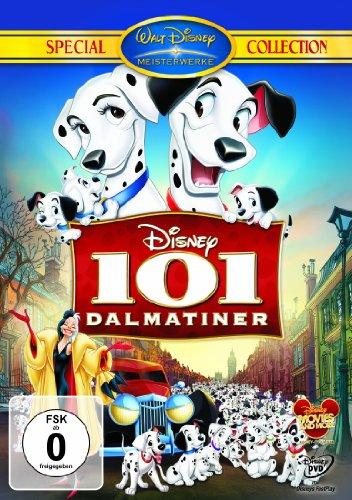 101 Dalmatiner [Alemania] [DVD]