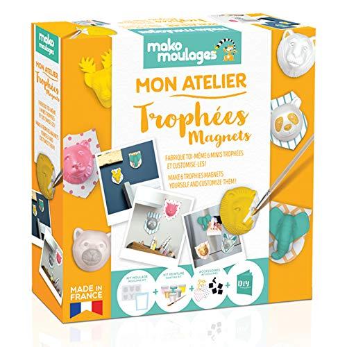 mako moulages Mon Atelier Trophées Magnets