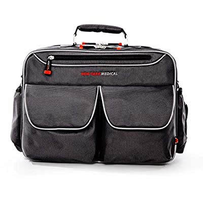 New Gear Medical Messenger Bag NGM-200, Home Health Doctors Bag from
