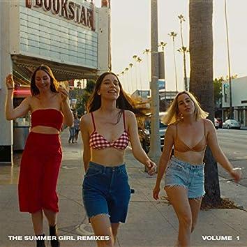 The Summer Girl Remixes Volume 1