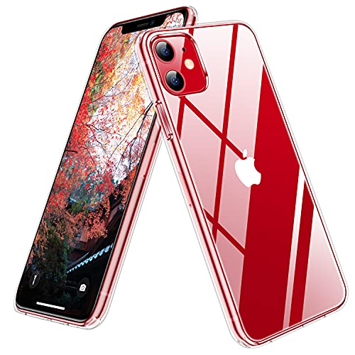 CASEKOO iPhone 11 ケース </br></noscript>6.1インチ クリア 薄型